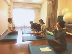【Kayoko's blog】セルフケアワークショップ開催報告