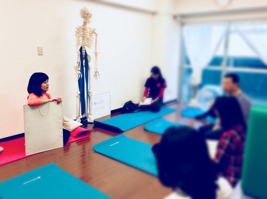 【Kayoko's blog】ひとみ先生養成コース見学&WS体験記